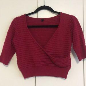 Bloch size S dance sweater
